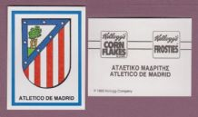 Atletico Madrid Badge K93